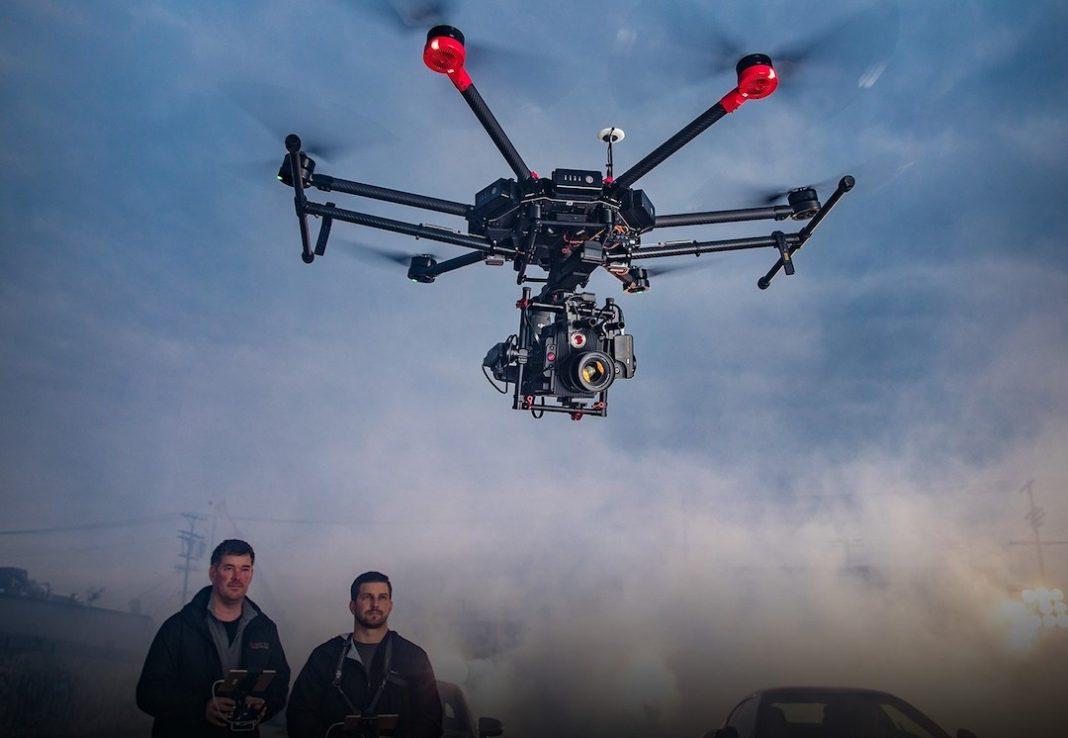 Southern California Drone Film Festival 2