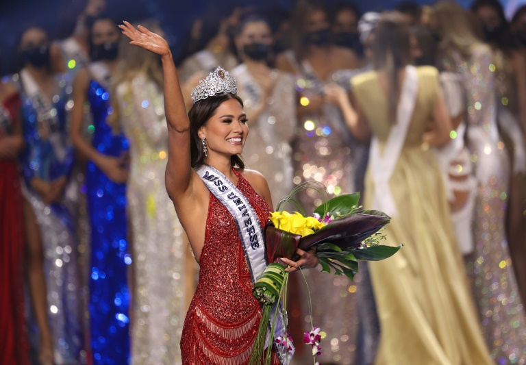 Miss Mexico Andrea Meza is crowned Miss Universe 2021 in Hollywood, Florida